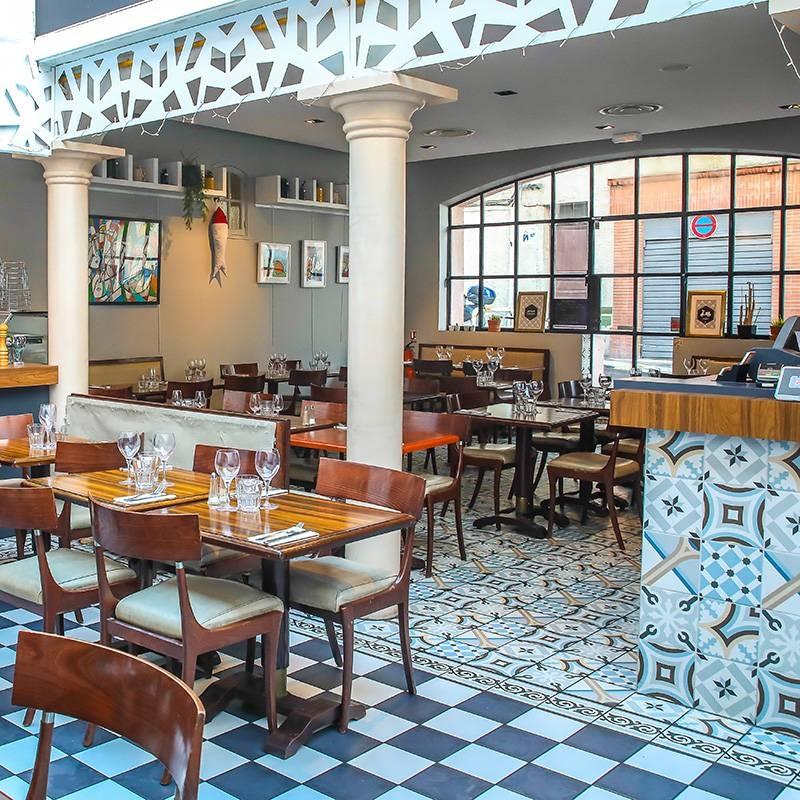 L'avant Cour - Restaurant Marseille